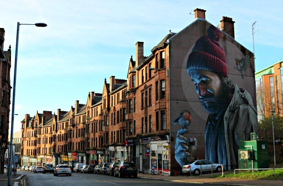 St Mungo - Ruta por los graffitis de Glasgow