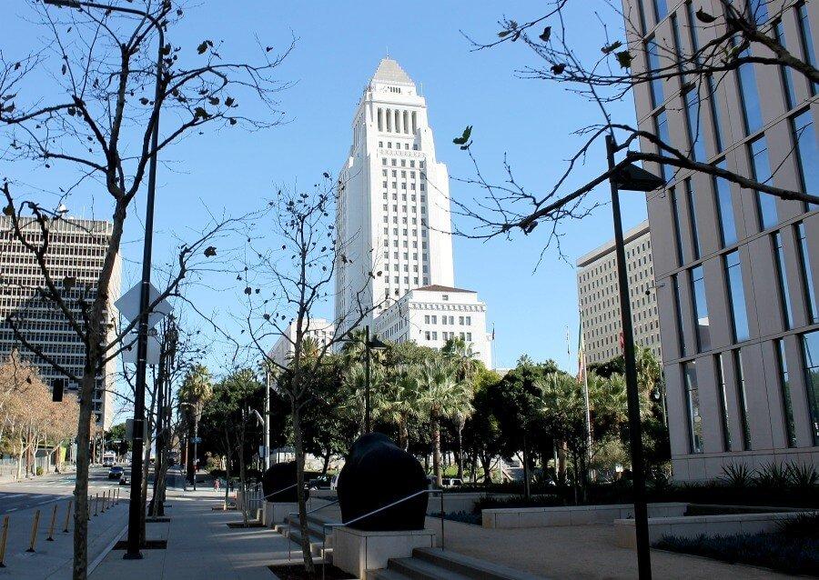 Ayuntamiento de Los Ángeles - Downtown