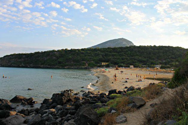 Cala de Osala, una de las mejores playas de Cerdeña