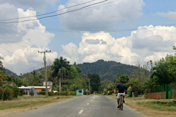Carreteras de Cuba estado