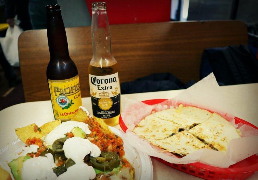 Comida mexicana en San Francisco El Farolito