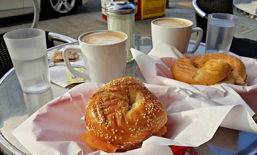 Desayunar en San Francisco