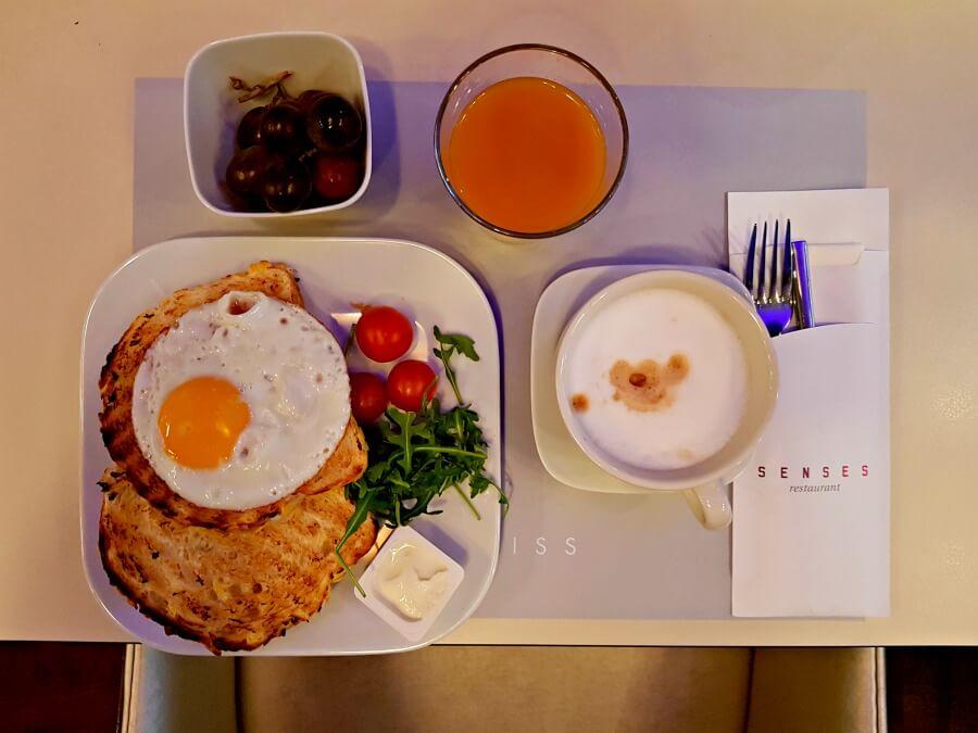 Desayuno en The Albus - Alojamiento en Ámsterdam