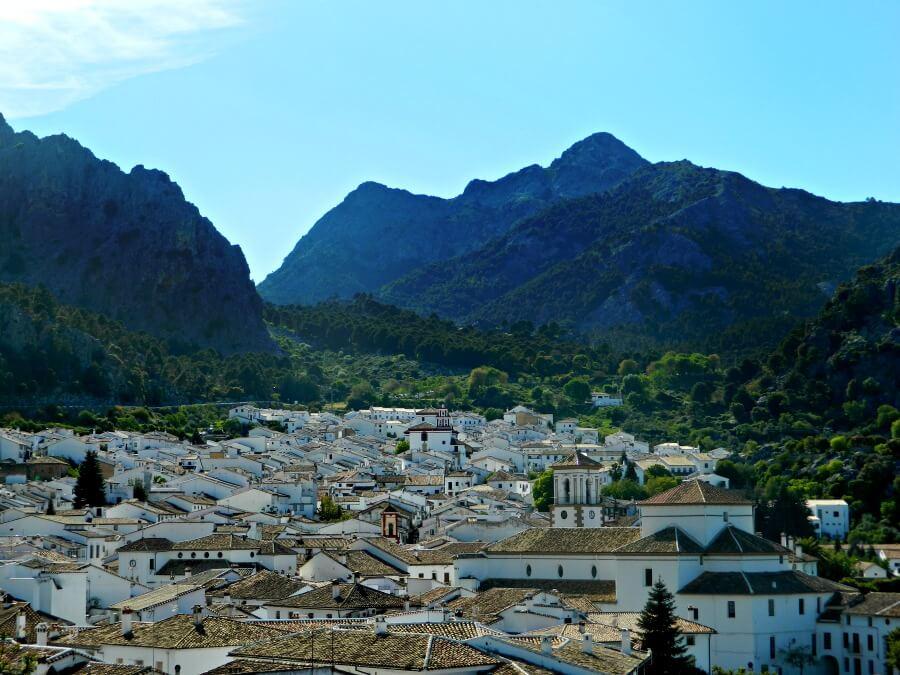 Grazalema - Ruta de los Pueblos Blancos de Cádiz más bonitos