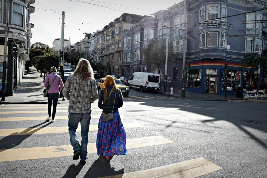 Haight-Ashbury, el barrio hippie de San Francisco