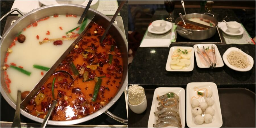 Hot Pot Mongoliano - Comer en San Francisco