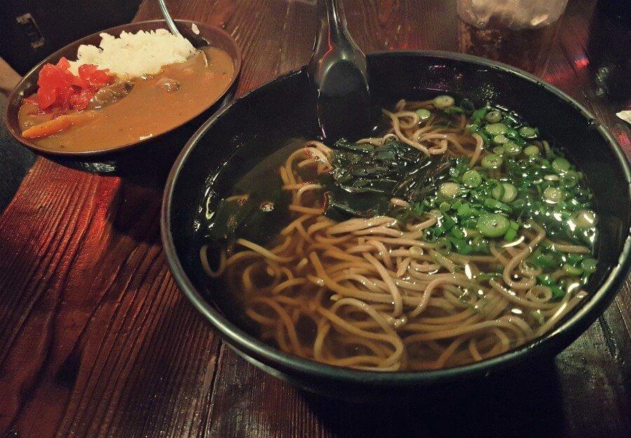Ramen - Comer en San Francisco barato