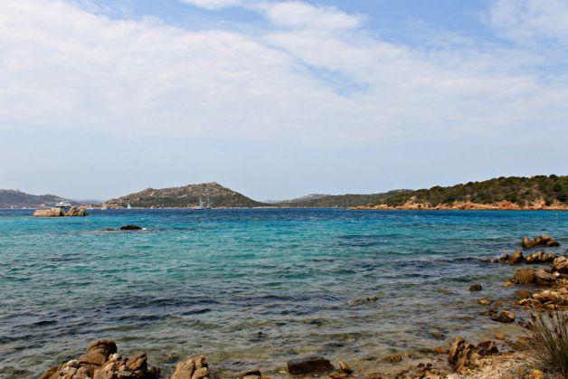 Relax en las playas de Caprera