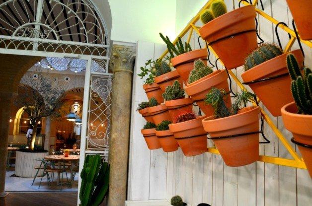 Restaurantes románticos en Sevilla