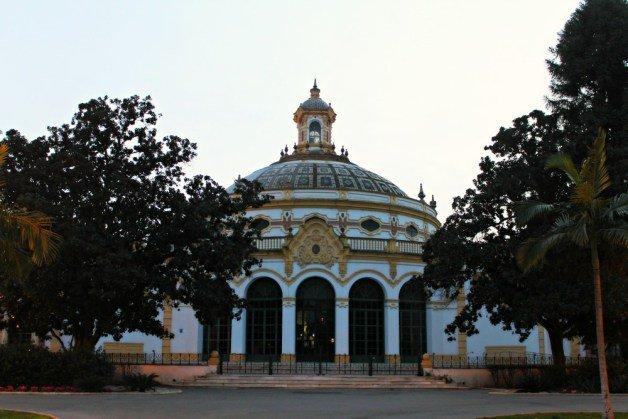 Teatro Lope de Vega en Sevilla