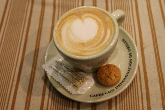 Un café en el magnífico - Qué hacer en Barcelona