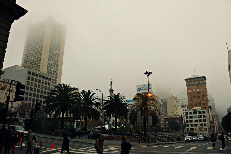 Union Square, el corazón de la ciudad
