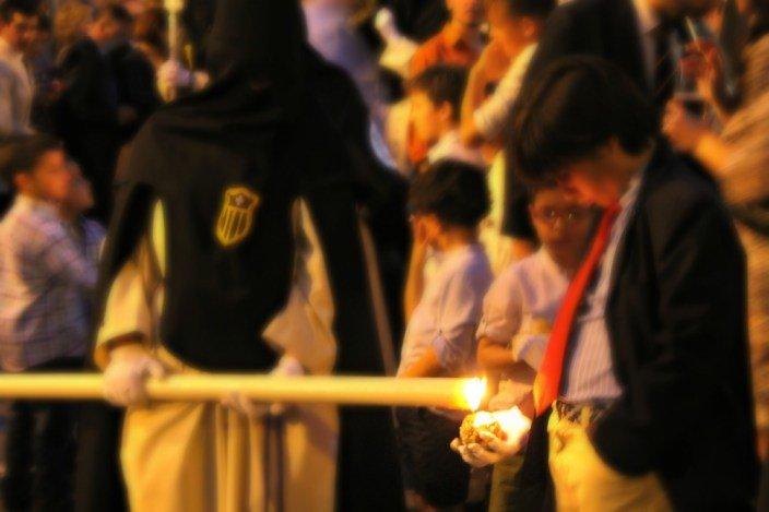 Bolas de cera y otras curiosidades de Sevilla en Semana Santa