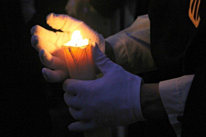 Cirios - Curiosidades de la Semana Santa de Sevilla