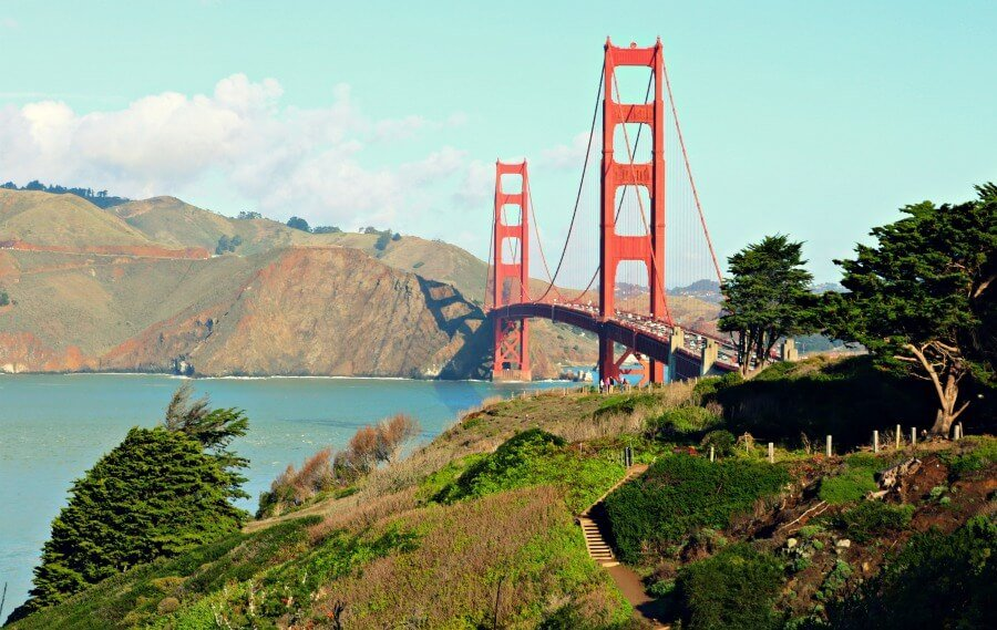 Curiosidades del Golden Gate