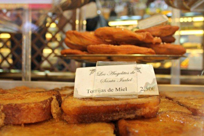 Dulces típicos de Semana Santa - Las torrijas