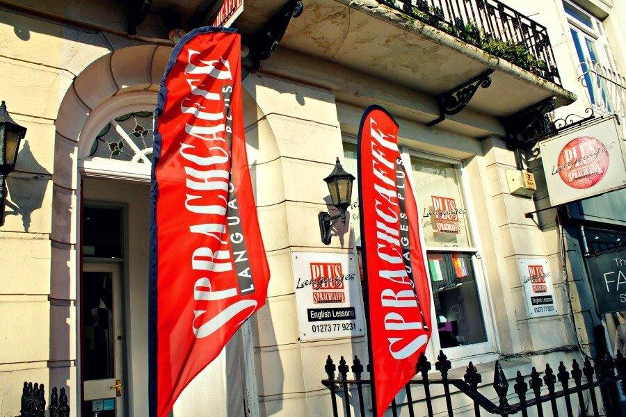 Estudiar inglés en Brighton, Sprachcaffe