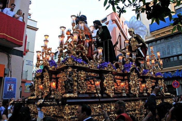 Jesús despojado - Semana Santa de Sevilla