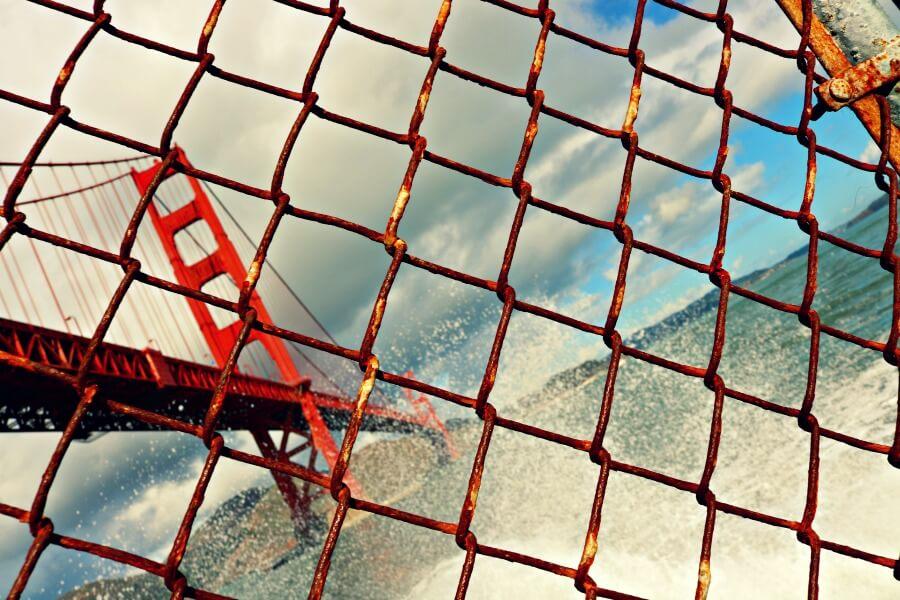 Las mejores vistas del Golden Gate para fotos