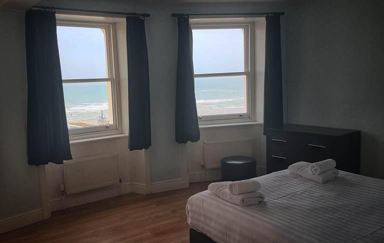 Mi habitación en Brighton en el hotel