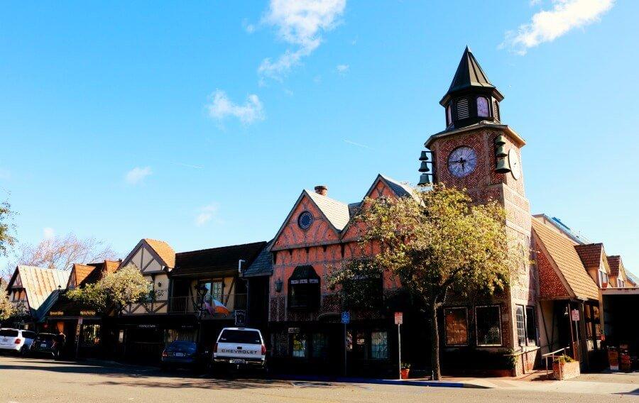 Solvang, el pueblo danés de California