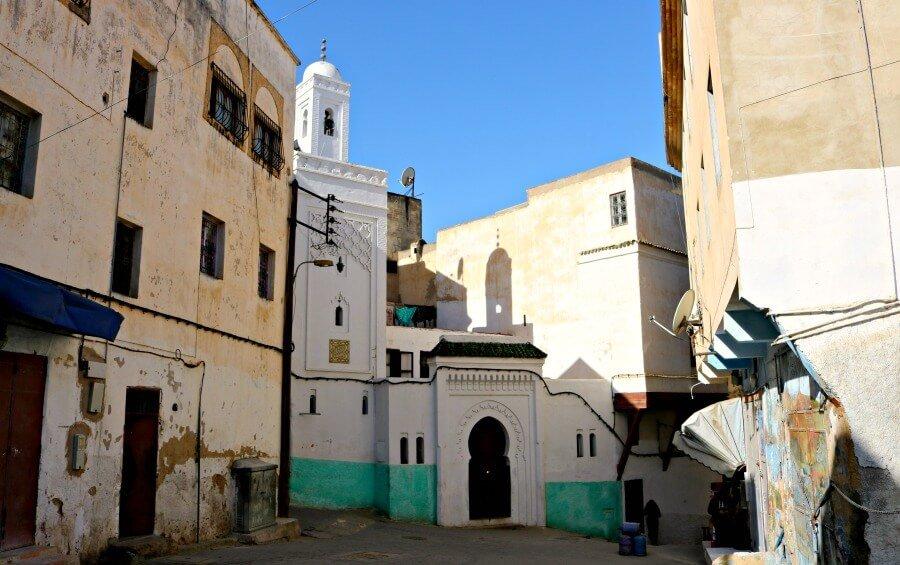 Barrio de los Andaluces de Fes
