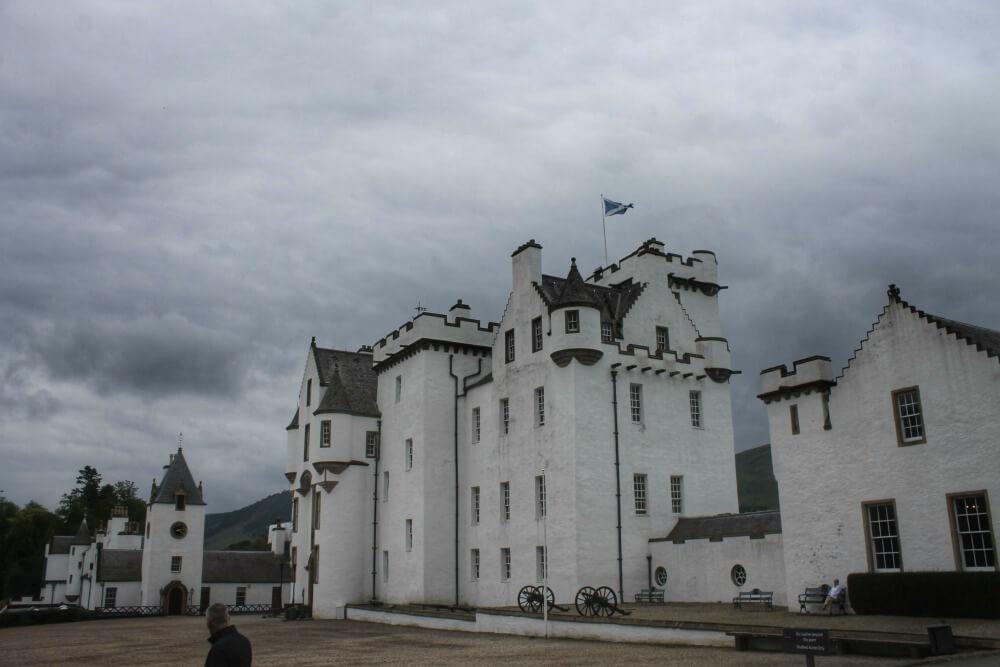 Castillo de Blair - Castillos de Escocia