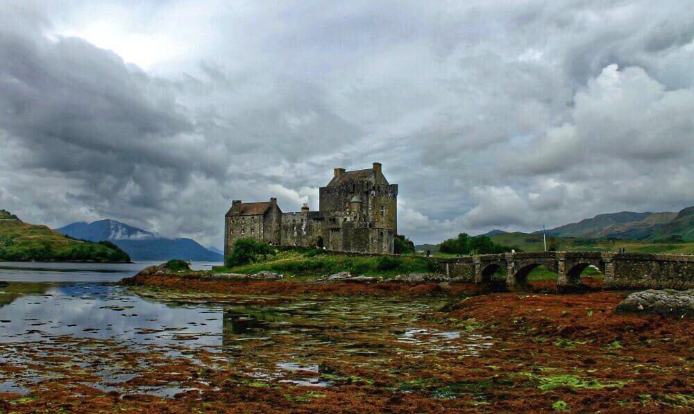 Castillo de Elian Donan - Ruta por los castillos de Escocia