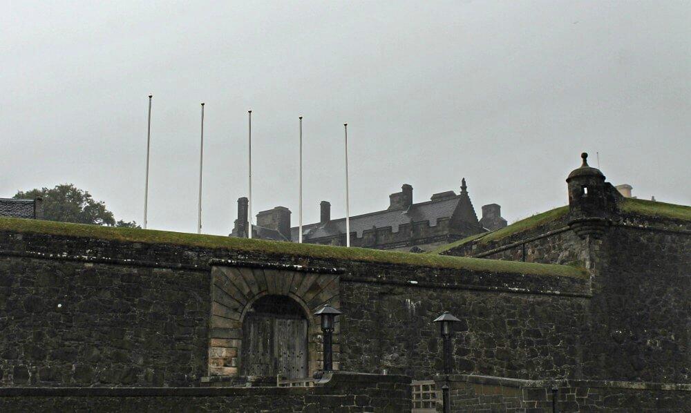 Castillo de Stirling - Ruta por los castillos de Escocia