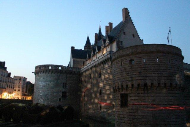 Castillo de los Duques de Bretaña - Qué ver en Nantes