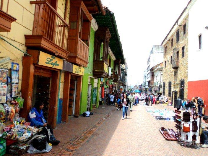 Comercios, ¿es peligrosa Bogotá?