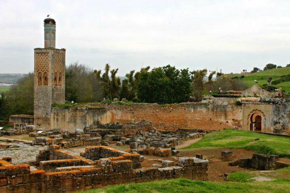 El Chellah no puede faltar en un viaje a Rabat