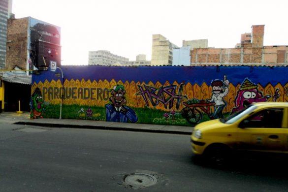 Es seguro montar en taxi en Bogotá