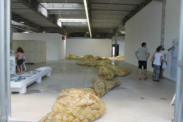 Galerías de arte en la isla