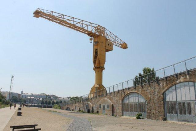 Guía de Titán - Monumento de Nantes
