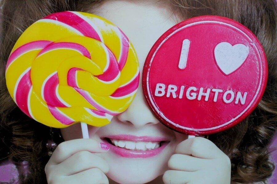 I love Brighton - Qué ver en Brighton