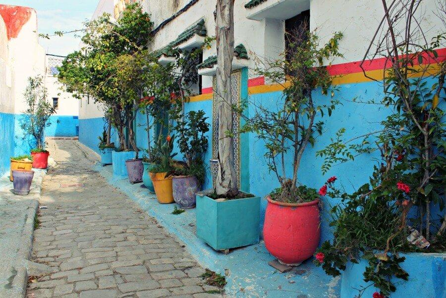 Kasbah des Oudaias en Rabat