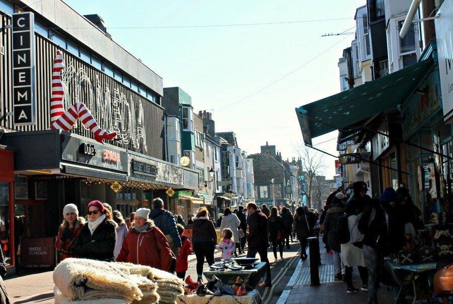 Komedia - Qué hacer en Brighton