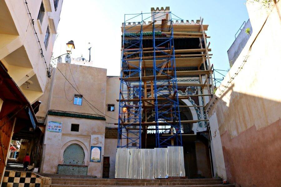 Mezquita de los Andaluces de Fez