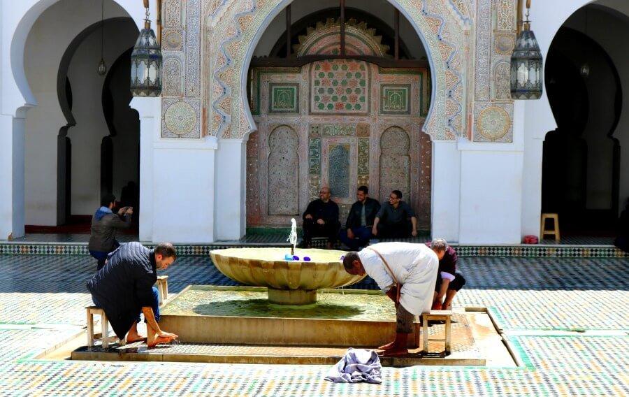 Mezquita y Universidad Al-Qarawiyyin