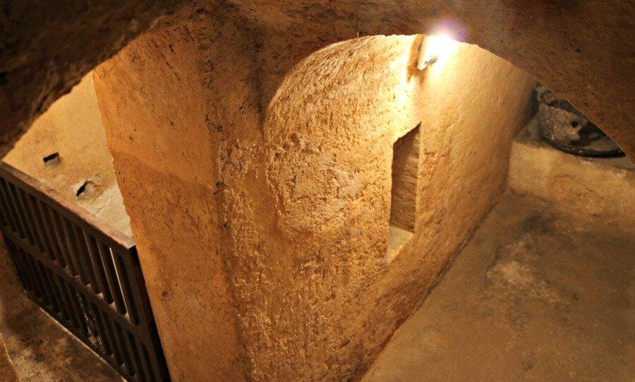 Mikve de la Sinagoga Ibn Danan de Fez