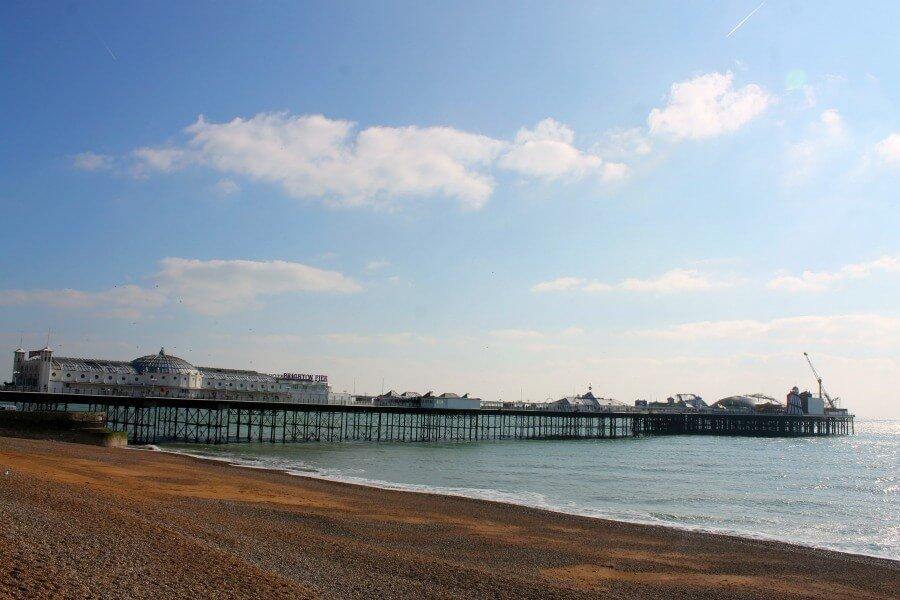 Muelle de Brighton, un rincón mágico que ver