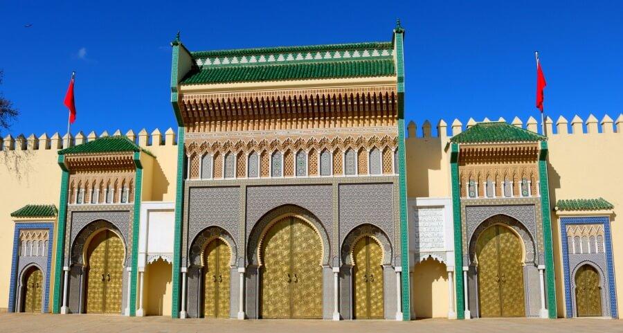 Palacio Real de Fez y sus Siete Puertas