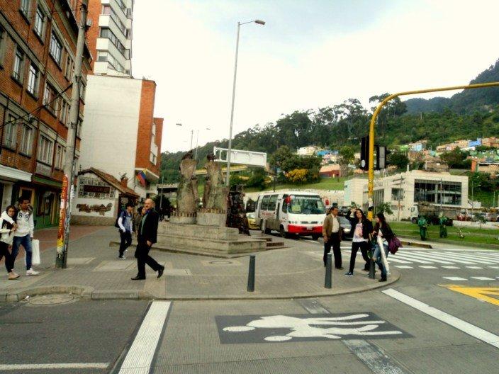 Pasear por Colombia - Seguridad en Bogotá