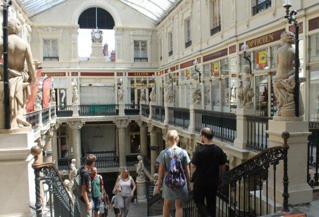 Passage Pommeraye - Qué ver en Nantes en un día
