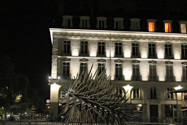 Plaza Bouffay en Nantes