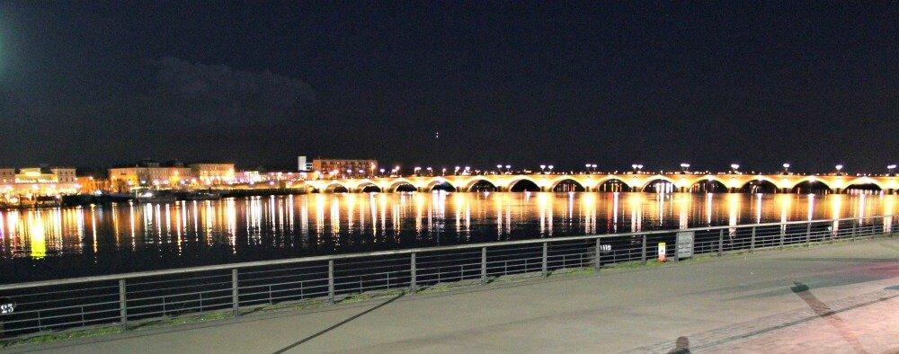 Puente Pierre - Guía de Burdeos en un fin de semana