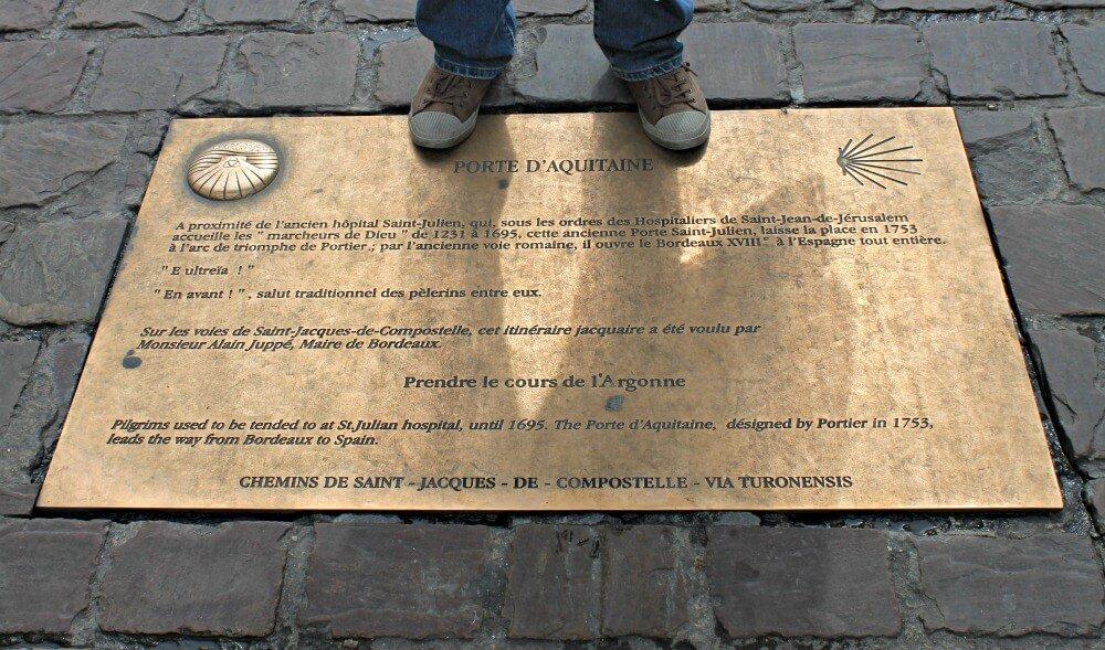 Puerta de Aquitania - Qué ver en Burdeos