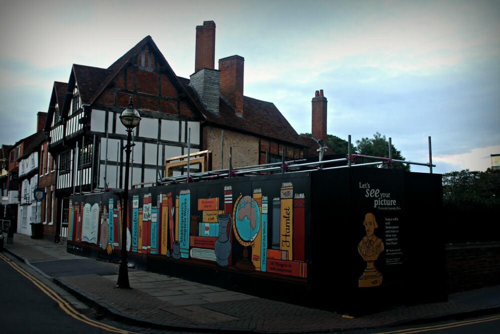 Stratford-upon-Avon, el pueblo de Shakespeare