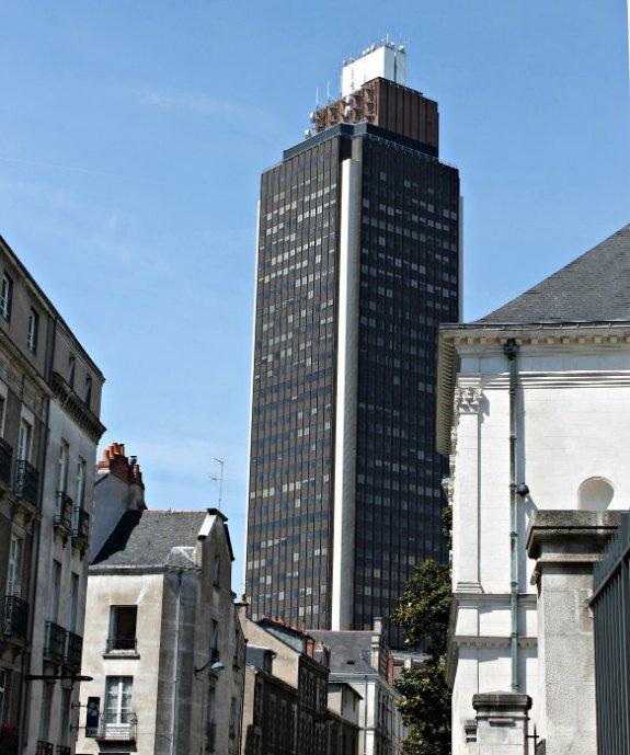 Torre Bretaña de Nantes